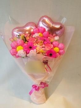 バルーン花束
